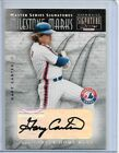 Gary Carter Cards, Rookie Cards and Autograph Memorabilia Guide 8