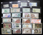 World Paper Money HUGE Collection Lot of 500+ Notes Retail Value 10000+