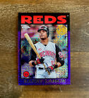 Topps Barry Larkin Cards Document a Hall of Fame Career 34
