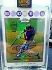 Todd Helton Cards, Rookie Card and Autographed Memorabilia Guide 9