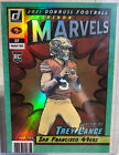 Top 2021 NFL Rookie Cards Guide and Football Rookie Card Hot List 135