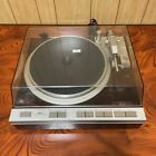 Denon DP 47F Turntable Direct Drive Turntable Used Very Good from Japan F S