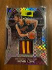 A68967 - 2017-18 Panini Prizm Swatches Jersey Starburst #68 Kevin Love 10