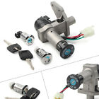 For Scooter Moped Taotao GY6 50Cc Ignition Switch Key Lock Gas Tank Cap Set