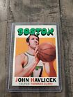 John Havlicek Rookie Card Guide and Checklist 25