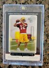 Aaron Rodgers Rookie Cards Checklist and Autographed Memorabilia 36