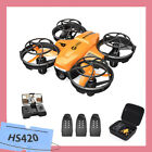 Holy Stone HS420 Mini Drone with HD FPV Camera for Kids Adults Beginners Pocket