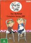 Charlie and Lola The Absolutely Complete Series One DVD NEW
