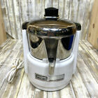 Waring Pro Professional Juice Extractor Juicer White 11JE38 PJE40 Tested Works