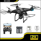 Holy Stone HS120D FPV Drone with 2K HD Camera Selfie GPS Quadcopter Easy to Fly