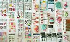 Lot Of Scrapbooking Stickers Recollections Craft Smart Food Puffy Studio G New