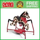 Freckles Interactive Spring Horse Ride on for Kids