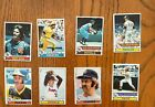 1979 Topps Baseball Cards Complete Set #1-726 Very Good Condition Pics Below