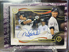 Derek Jeter Through The Years Autograph Topps 2021 Auto Card of Card TTY-21