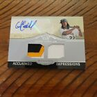 2011 Topps Marquee Andrew McCutchen Auto & Sick Patch! #'d 70 AID-14