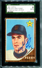 Gaylord Perry Cards, Rookie Card and Autographed Memorabilia Guide 35