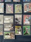 """Lot Of Autographs, Relics and Numbered Baseball Cards. """"READ DESCRIPTION"""""""