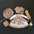 Beige outfit OOAK Little Darling Diana Effner 13 doll 5 pieces of clothing