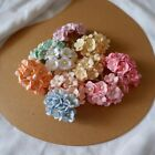 Mulberry Paper Flower Sweetheart Blossom Paper Flower 2 Layers