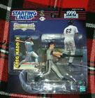 1999 STARTING LINEUP EXTENDED SERIES GREG MADDUX BRAVES