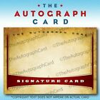 How to Get (Almost) Free Autographs Through the Mail 9
