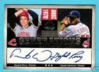 GAYLORD PERRY & CARMONA LEGENDARY CUTS AUTO ERROR 75
