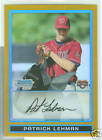 Patrick Lehman Washington 2009 Bowman Chrome Draft