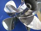 Signature Bravo III Propellers Stainless by 4 By 4s by Hill Marine 24P
