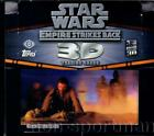 2010 Topps The Empire Strikes Back 3D Trading Cards 3