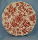 ENGLISH CHIPPENDALE DINNER PLATE Johnson Brothers (O)