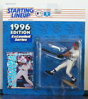 1996 Garret Anderson Rookie California Angels Extended new in pkg w/ BB card