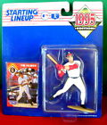 1995 Tim Salmon California Angels Starting Lineup new in pkg w/ Baseball Card