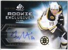 Tyler Seguin 2010 SP Game Used Edition RC Auto # 100 Bruins FREE SHIP