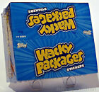 WACKY PACKAGES NEW SERIES 8 FACTORY SEALED HOBBY BOX