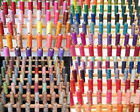 New 200 POLY ALL Purpose SEWING QUILTING THREAD FREE SH