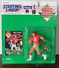 1995 Steve Young San Francisco 49ers SLU mint in pkg with football card