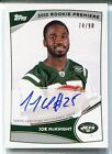 2010 Topps Football Rookie Premiere Autograph Guide 10