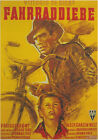 The bicycle thief Vittorio De Sica vintage movie poster 3