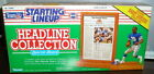 1991 Barry Sanders Headline Collection Starting Lineup in box Detroit Lions