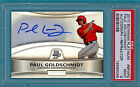 2010 Bowman Paul Goldschmidt Auto Issue Refractor #BPAPG – PSA 9! Diamondbacks!