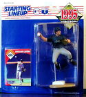 1995 Andujar Cedeno Houston Astros Rookie Starting Lineup mint in pkg w/ BB card