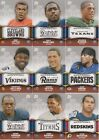 2011 Topps Rising Rookies 9 Card Rookie Lot Greg Little Near Mint Condition