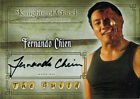 Cryptozoic 2012 The Guild A19 Fernando Chien as Wade Wei Autograph Card