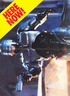 ROBOCOP 2 MOVIE1990 TOPPS TRADING CARD BOX PROMO POSTER