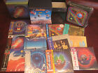 JOURNEY DEPARTURE FRONTIERS ESCAPE + ENERGY 3 JAPAN BOXES 12 OBI LIMITED CD SETS