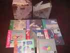 YES SHM-CD RELAYER Replica's TO THE ORIGINAL LP JAPAN OBI Sealed Box Set 9 CD'S