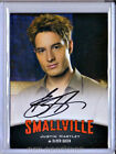 SMALLVILLE 7-10 CRYPTOZOIC AUTOGRAPH A2 JUSTIN HARTLEY