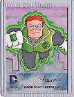 2012 Cryptozoic DC Comics The New 52 Trading Cards 9