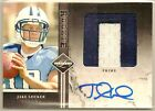 Jake Locker 2011 Panini Limited RC Auto 2-Color Patch #2 25 Titans FREE SHIP
