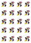 20 Nail Decals DISNEY VALENTINE MICKEY AND MINNIE KISS Water Slide Nail Art